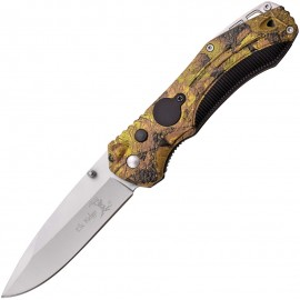 Linerlock w / Light Green Camo