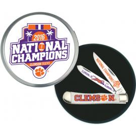 Clemson Trapper with Tin