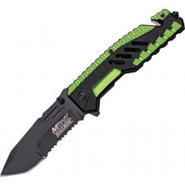 Rescue Linerlock A / O Green