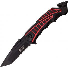 Rescue Linerlock A / O Red