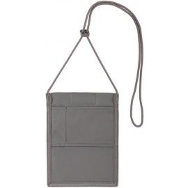 AGR Show Badge Holder Grey