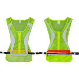 Gilet di sicurezza a LED LG / XL