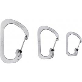 Slidelock Carabiner 3 Pack