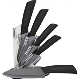 Ceramic Kitchen Knife Set