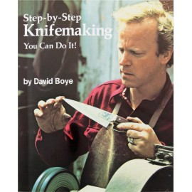 Step-by-Step Knifemaking