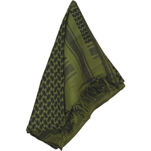 Shemagh Olive / Black
