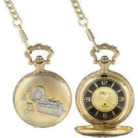 Fonografo Pocketwatch