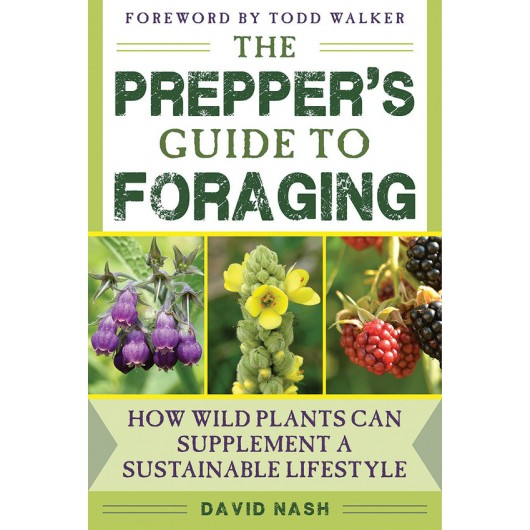 Preppers Guide To Foraging