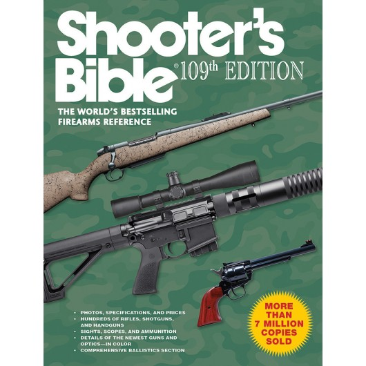 Shooters Bible 109th Edition