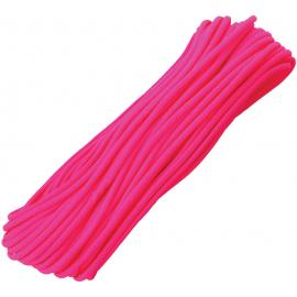 Paracadute Cord Hot Pink 100 Ft
