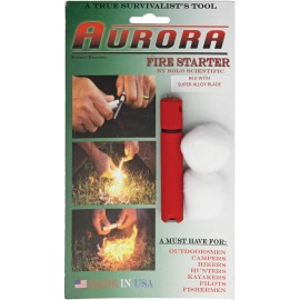 Fire Starter Super Alloy Red