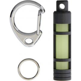 Embrite Glow Fob Clear