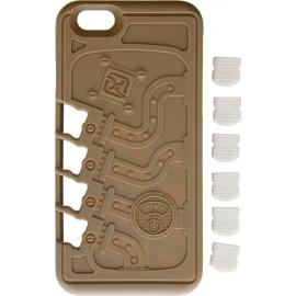 Custodia iPhone Stowaway EDC Tan