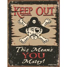 Moore-Keep Out Matey