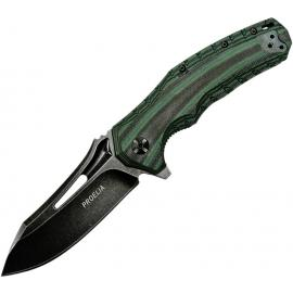 Linerlock Green Black