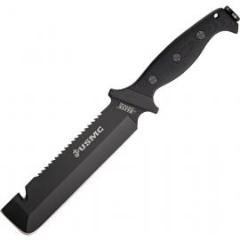 Jarhead Fixed Blade Black
