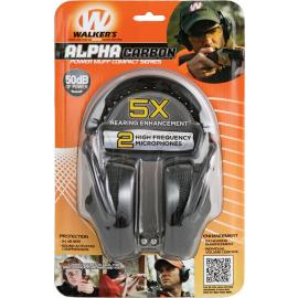 Game Ear Alpha Carbon