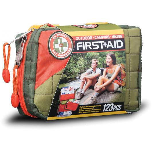 First Aid Kit 123 Piece