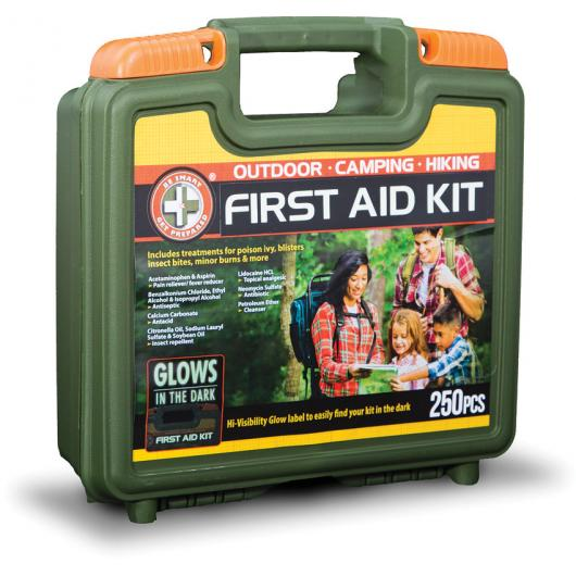 First Aid Kit 250 Piece