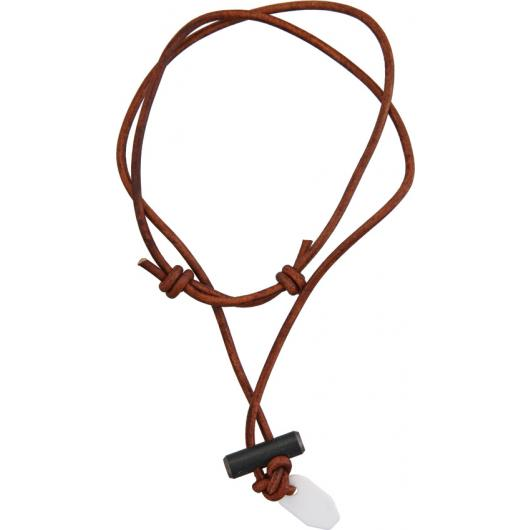 Collana di bushcraft firestarter
