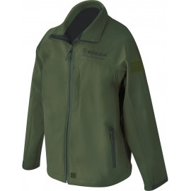 Softshell Coat Olive XL