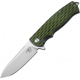 Grampus G10 Linerlock Green