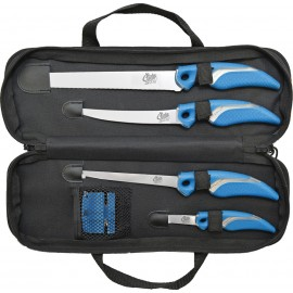 Set di coltelli / temperamatite Cuda 6pc