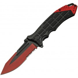 Linerlock A / O Red