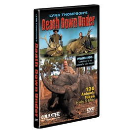 Death Down Under DVD