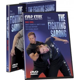 Il set DVD di Fighting Sarong
