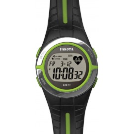 Heart Rate Monitor Lime / Blk