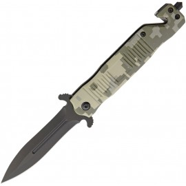 Stiletto Linerlock A / O Green