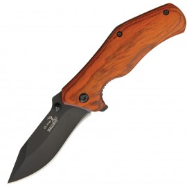Linerlock Red Wood A / O