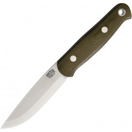Bushcrafter II Green Canvas