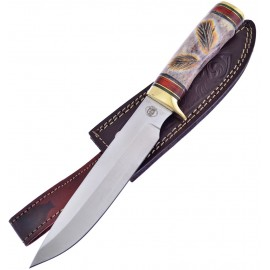 Red Plains Chief Bowie
