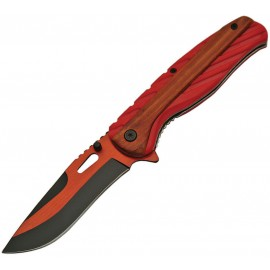 Linerlock Red A / O
