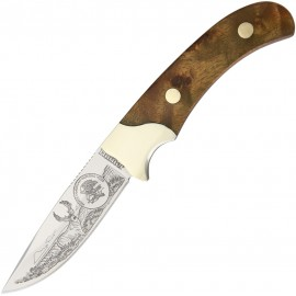 Mule Deer Fixed Blade